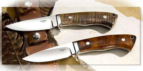 handmade custom knives